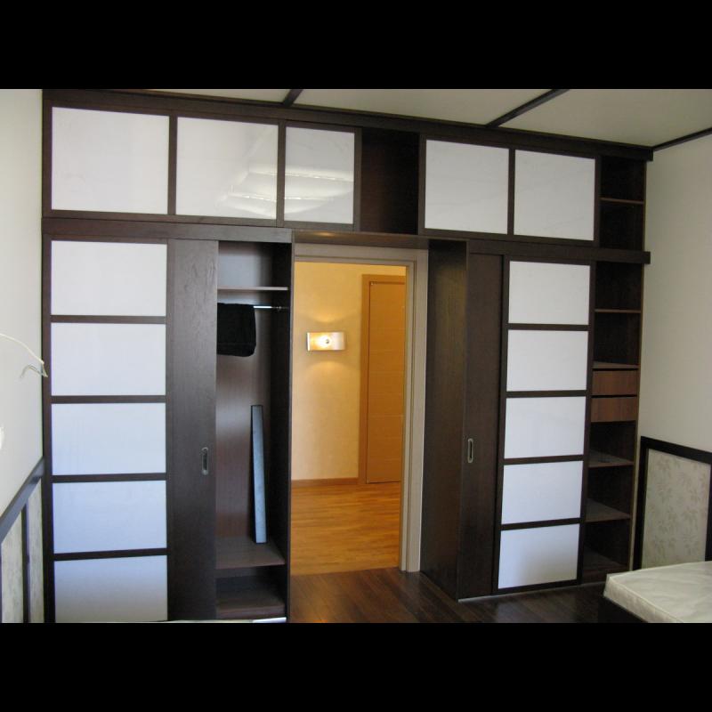 Как сделать дверь из шкафа в комнату 846